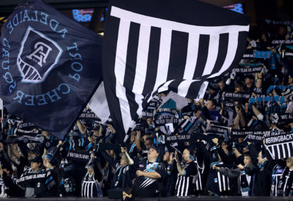 Label Port Adelaide pretenders at your peril