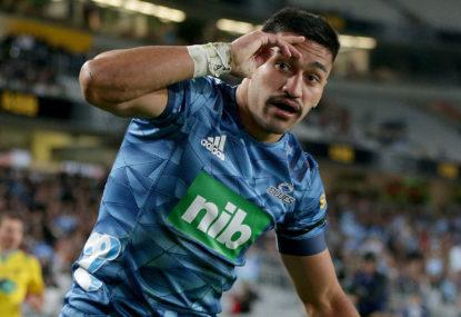 Super Rugby Trans-Tasman final: Blues vs Highlanders live scores