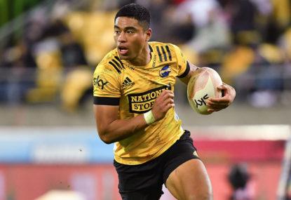 Hurricanes vs Queensland Reds: Super Rugby Trans-Tasman live scores
