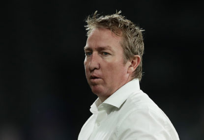 Trent Robinson's call for NRL edict calm