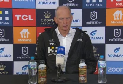 Wayne Bennett admits he saw Storm thrashing coming - but people doubted him