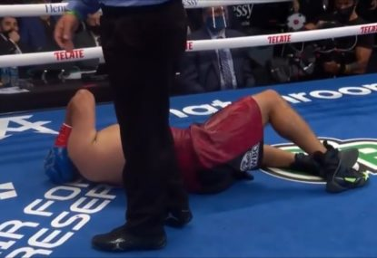 Boxer slammed for some of the worst acting we've ever seen