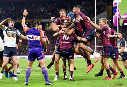 The Wrap: Suncorp buzzes as Super Rugby final delivers three winners