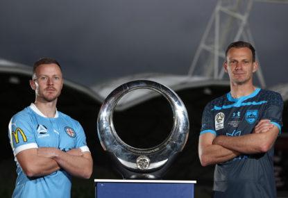 Melbourne City vs Sydney FC: A-League grand final live scores