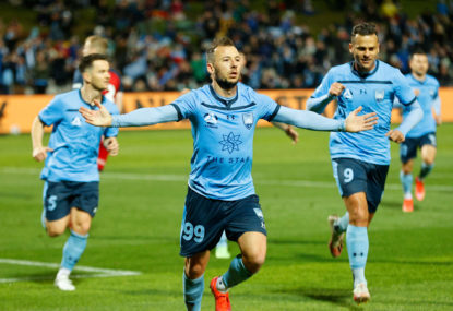 Why the rest of the A-League community wants Sydney FC to lose
