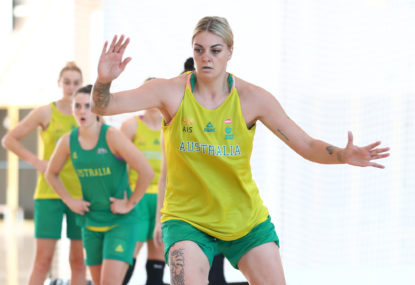 Cayla George is ready to bring the energy for Tokyo