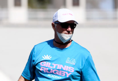 How new Tahs coach's 'special sauce' can bring back the glory days