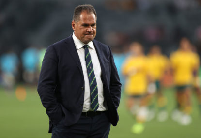 The Wrap, Scott Johnson exclusive: How Rennie's 'humility' sets solid foundation for Wallabies
