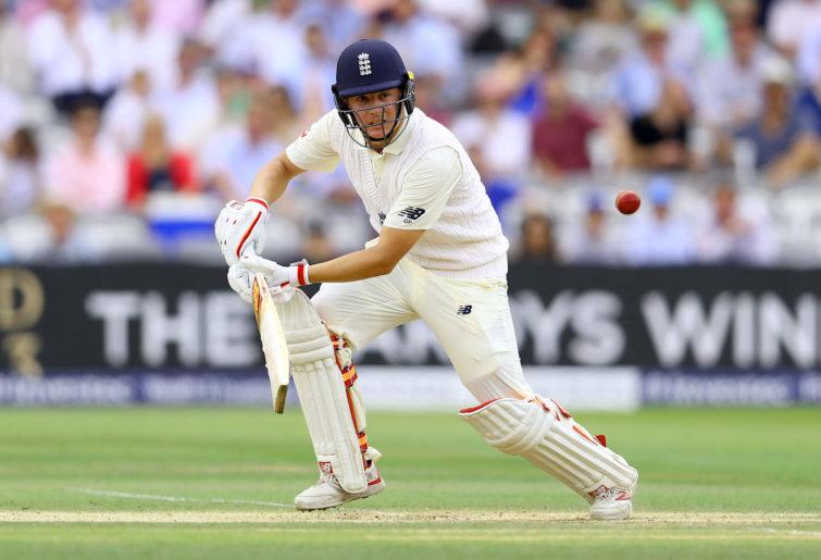 Gary Ballance batting for England