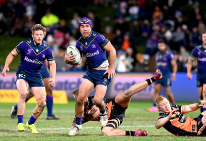 V'Landys Ball proves Storm are the only truly professional NRL club