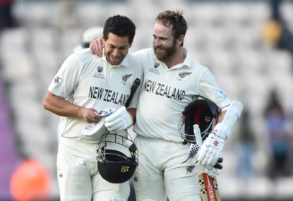The two moments of Williamson brilliance that led New Zealand to victory