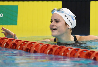 What can we expect from our Olympic swimming team in Tokyo?