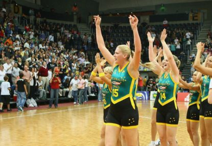 Opals to bring back the bodysuit for Tokyo - but will it bring success?