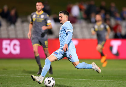 How fair is the A-League if Melbourne City can't host the grand final?