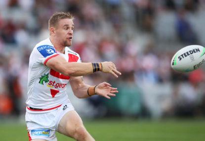 New Zealand Warriors vs St George Illawarra Dragons: NRL live scores, blog
