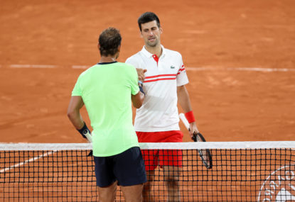 Dethroned: Novak Djokovic