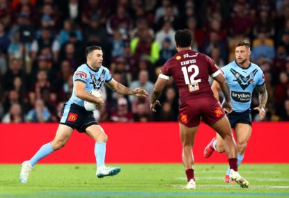 State of Origin 2 man of the match: James Tedesco wins best on ground