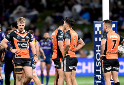 Wests Tigers: Time for a knock-down rebuild