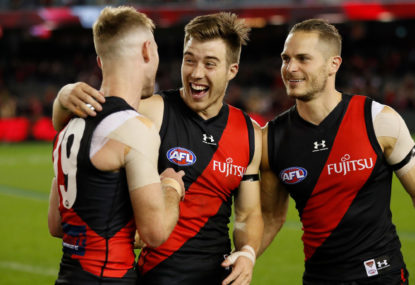 Ready for a run at the eight: Essendon Round 17 review