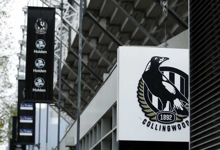 Collingwood Magpies Holden Centre