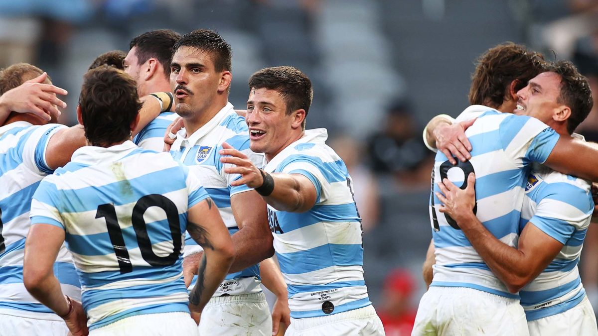 Why Los Pumas' cohesion is their greatest asset