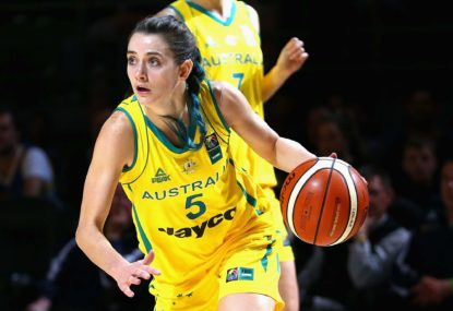 What time do the Australian Opals women's basketball team play United States in the Olympics quarterfinals today?