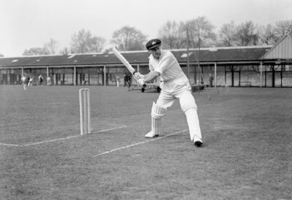 Yes, batting averages have stayed stable since 1920. Why does it matter?