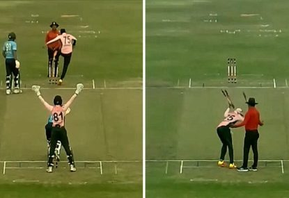 Bangladesh star goes viral after the dummy-spit to end all dummy-spits