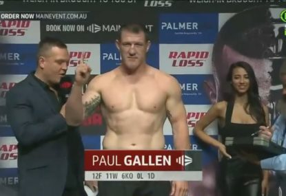 Paul Gallen delivers stark reality check to Australian boxing ahead of Justis Huni fight