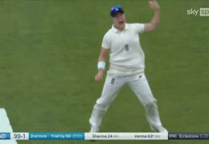 Katherine Brunt stuns with great outfield catch against India