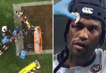 French star's Wallabies tour in jeopardy after nasty incident in the Top 14