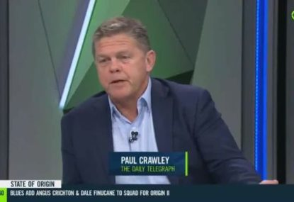 Paul Crawley has a simple solution to addressing blowout scores in the NRL