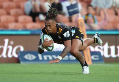 The Wrap: Five-try Wainui reveals Super Rugby's bald truth