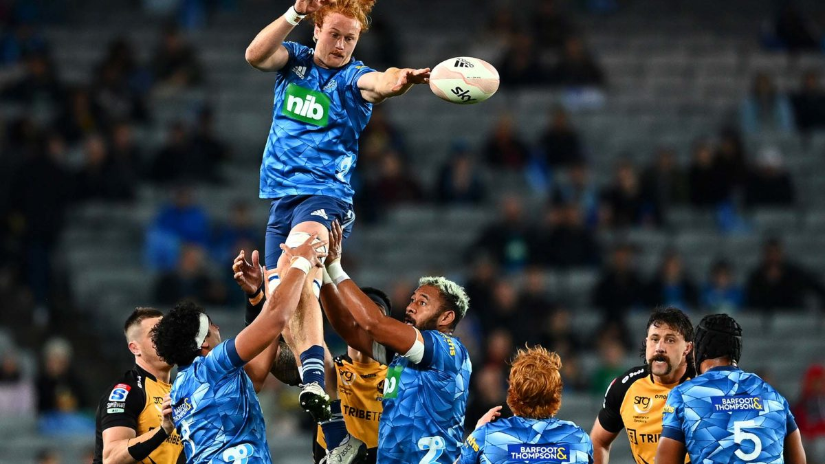 Why the sting is in the tail at lineout time