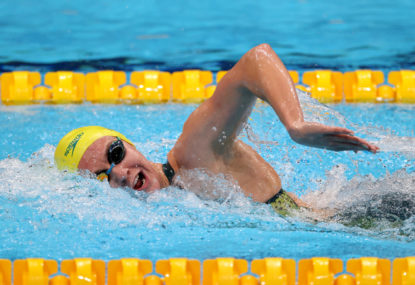 Olympic swimming LIVE: Emma, Cate start 100m freestyle campaigns after Arnie's brilliant second gold