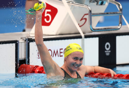 Olympic swimming LIVE: Time for Arnie v Ledecky 2 as Titmus starts 200m campaign