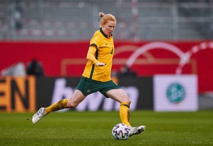 Polkinghorne is an icon. It's time get her in bronze