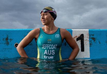 'I was so naïve': Emma Jeffcoat adds to Aussie Olympic legacy