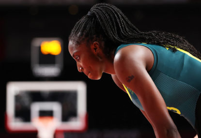Most valuable Opal: Why Australia need to go all in on Ezi Magbegor