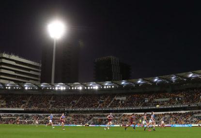 UPDATED: Footy chaos as NRL, AFL postpone games with Queensland in lockdown