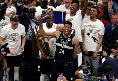 The 2021 NBA Finals broke the mould