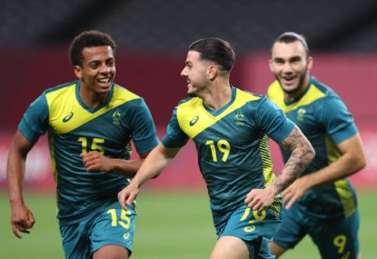 A necessary scare? The Olyroos struggle past Indonesia in Asian Cup qualifier