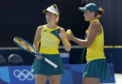 Tokyo Olympics Day 1 recap: Sam Kerr's heartbreak, Barty cruises in doubles