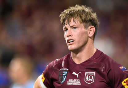 Another Maroon bites the dust as Grant ruled out