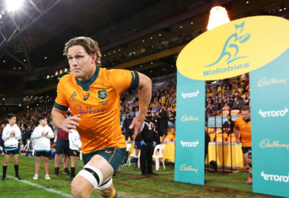 Where would the Wallabies be without Michael Hooper?