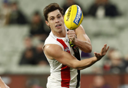 Following Football forecast puts the Brownlow in the fists of Steele