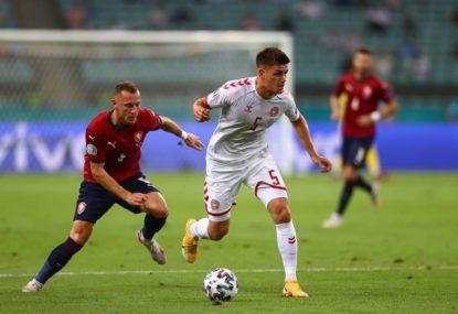 Emotional Danes' unique mindset has them primed for England upset