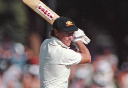 Test XIs I wish we'd played: 1984 in the West Indies