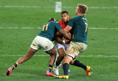 The Thursday rugby two-up: I bless the rains down in Africa