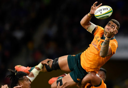 'They're a team that pushes the boundaries': Wallabies dig at All Blacks lineout